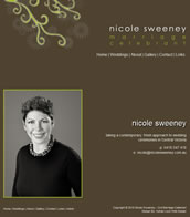 Nicole Sweeney - Marriage Celebrant