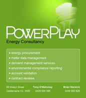 PowerPlay Energy Consulting